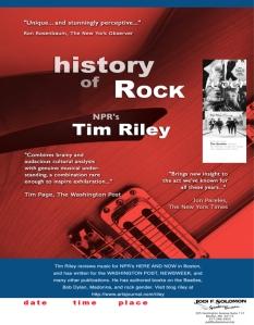 Riley on Rock History