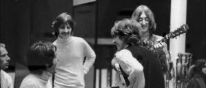 Martin, McCartney, Starr, Harrison, Lennon